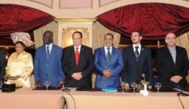 Général  Ahmed Nasser le nouveau président de l'UCSA