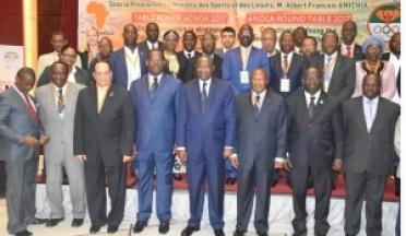 AASC President attends ANOCA/ Tokyo 2020 Forum 20-21 April 2017