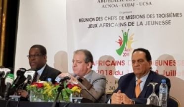 Closing of the YAG 's Cooperation meetings in Algeria  2018